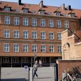ARKIVFOTO 2011. Nyboder Skole er blandt de skoler, der skal renoveres
