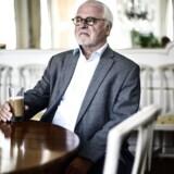Problemerne fortsætter med at vælte ind over det konkursramte Johan Schlüter Advokatfirma (JSA), der i starten af oktober måtte begære sig konkurs. Her er det Johan Schlüter i hans hjem på Esplanaden.