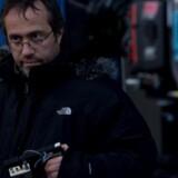 Den belgiske instruktør Jaco Van Dormael tager i sin nye film, »Det Spritnye Testamente«, fat på de helt store emner: Gud og døden. »Af og til opfører jeg mig, som om jeg bliver 200 eller 300 år. Når jeg drikker for meget eller laver kedelige ting. På den led er det meget godt at blive mindet om, at man er dødelig,« siger han. PR-foto