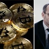 Jeppe Christiansen, adm. direktør i Maj Invest, er ikke i tvivl. Bitcoin er ikke svaret på et moderne pengesystem.