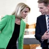 Helle Thorning(A) og Kristian Thulesen Dahl (DF)