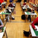 Arkivfoto. Retten i Glostrup behandler tirsdag en række sager, hvor personer har brugt falske vagt-uddannelsesbeviser.