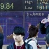 Arkivfoto. De asiatiske aktiemarkeder ligger med en generelt positiv undertone onsdag morgen, hvor Tokyo er fraværende på grund af en lokal helligdag.