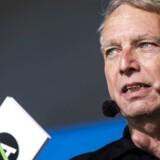 Alternativets leder Uffe Elbæk (Å) vil være statsminister.