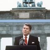 Reagan er for de fleste enten helt eller fjende. Men begge disse billeder misforstår den tidligere præsident, påstår H. W. Brands i ny biografi.