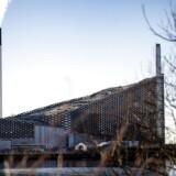 AMAGER BAKKE. Et nyt affaldsbehandlingscenter der skal sikre København en mere effektiv energiproduktion i rekreative omgivelser med skibakke og udsigtspost på toppen.