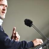 Liberal Alliances Anders Samuelsen på Folkemødet.