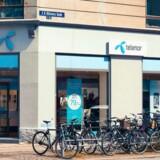 Kampen om de danske mobilkunder er blevet skærpet, efter at Telenor og Telia fik nej til at slå sig sammen. Arkivfoto: Telenor
