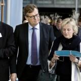 A.P. Møller-Mærsk generalforsamling tirsdag d.12. april 2016 i Bella Center i København. Michael Pram Rasmussen (im). (Foto: Liselotte Sabroe/Scanpix 2016)