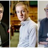 Søren Søndergaard, Jacob Mark og Rasmus Nordqvist tager alle afstand fra Liberal Alliances forslag om en asyl-timeout.