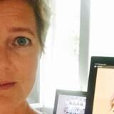Selfie af Mette Wolf Iversen