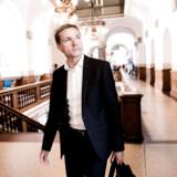 ARKIVFOTO 2015 af Kristian Thulesen Dahl- - Se RB 5/8 2015 07.00. DF tager Venstres idé fra valgkampen om ekstra sundhedsmilliarder næste år med ind i finanslovforhandlingerne. (Foto: Linda Kastrup/Scanpix 2015)