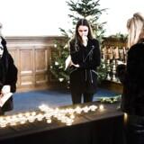 Mindehøjtidelighed i Helligaandskirken i København, 2. juledag, i anledning af 10. årsdagen for tsunamien i Sydøstasien