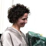 Anita Krumbach er aktuel med romanen »Faste pladser«.