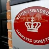 Arkivfoto. En mand er blevet idømt livstid i Retten i Svendborg for at have dræbt kærestepar i april sidste år.