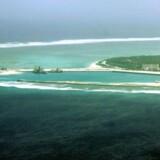 Kina har opstillet jord til luft-missiler på Woody Island.