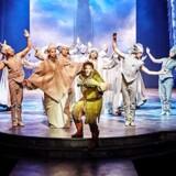 Klokkeren fra Notre Dame. PR-foto: Fredericia Teater