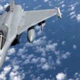 Arkivfoto fra 2011 af de fly, som Frankrig bruger i luftangrebene mod Islamisk Stat.