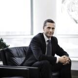 Morten Felding, direktør i Atea, kan glæde sig over et lukrativt comeback, efter hans virksomhed har vundet et stort udbud hos SKI.