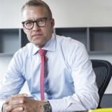 Falcks topchef Jakob Riis undskylder nu for Falcks opførsel i Bios-sagen.