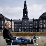 Uffe Elbæk, politiker og politisk leder af partiet Alternativet. (Foto: Bax Lindhardt/Scanpix)