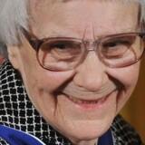 89-årige Harper Lee.