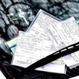 Flere parkeringsbøder kan ikke gives for samme ulovlige parkeri