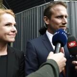 Kristian Jensen og Inger Støjberg.