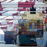 Arkivfoto: Containerhavn.