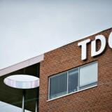 Arkivfoto: TDC. (Foto: Torkil Adsersen/Scanpix 2012)