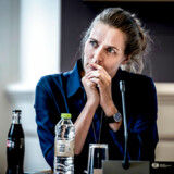 »Vi ønsker at sætte en fed streg under, at det her ikke er et DNA-register ind af bagvejen for politiet,« siger Sundhedsminister Ellen Trane Nørby (V).