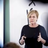 »Det her er SÅ forkert i en tid med pres på dansk kultur, falske nyheder og polarisering,« siger de Radikales medieordfører, Zenia Stampe, efter kulturminister Mette Bock (foto) og Dansk Folkeparti natten til fredag indgik en aftale om et nyt medieforlig.