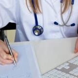 Personalet på landets sygehuse skal fortsat løbe stærkere med ny økonomiaftale for næste år, vurderer professor i sundhedsøkonomi Jakob Kjellberg. Free/Colourbox