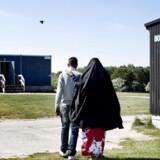 Venstre indleder asyl-offensiv med forslag om, at flygtninge ikke skal bedre end andre udlændinge i forhold til at få permanent opholdstilladelse i Danmark. Arkivfoto.