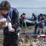 Flygtningestrømmen til Europa er taget voldsomt til i de seneste år, hvor krige og konflikter har drevet mange bort fra deres hjemlande. På den græske ø Lesbos kommer der flere tusinde bådflygtninge om ugen.