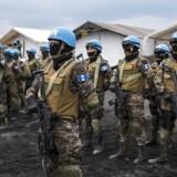 Monusco er FN's største fredsbevarende styrke, og den har nu mandat frem til marts 2019.