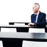 Lars Marcher har været topchef i medicoselskabet Ambu siden 2008. I den periode er selskabets aktiekurs steget med flere tusinde procent.