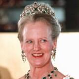 Dronning Margrethe.