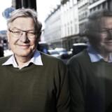 Adm. dir. Knud Erik Hansen fra møbelproducenten Carl Hansen & Søn er på jagt efter de rette franchisetagere, der kan bringe danske designprodukter ud på det asiatiske marked.