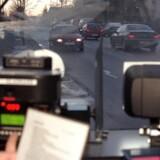 Politiet melder om tekniske problemer blandt de nye fotovogne.