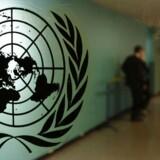 Arkivfoto: FN's Sikkerhedsråd har givet bemyndigelse til, at der sendes en styrke på 4000 mand til Sydsudans hovedstad på fredsmission. Resolutionen er udarbejdet af USA.