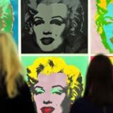 I går åbnede udstillingen »Andy Warhol – Manden bag myten« på HEART kunstmuseum i Herning.