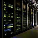 På TDC Hosting datacenter i Valby er der tre store nedkølede serverrum med adskillige servere, der servicerer store dele af den offentlige sektor. Ifølge Forsvarets Efterretningstjeneste er angreb på for eksempel offentlige myndigheders netværk en større trussel end terror.