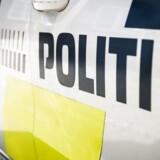 Arkivfoto. Politiet og Arbejdstilsynet undersøger arbejdsulykke med havefræser i Grindsted. En 18-årig elev blev kvæstet.