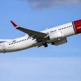 Norwegian fly Boing 737-800.