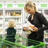 De danske discountkæder kæmper om at tiltrække kunder med billige varer. Free/Kiwi