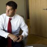 Stefan Götz, direktør i Hellman & Friedman, som netop har afgivet et bud på NETS.