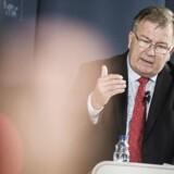 Finansminister Claus Hjort Frederiksen. Arkivfoto.