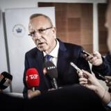 Arkivfoto: Beskæftigelsesminister Jørn Neergaard Larsen.