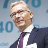 Coloplast-topchef Lars Rasmussen blev torsdag formiddag taget i ed som ny bestyrelsesformand for medicinalselskabet Lundbeck.